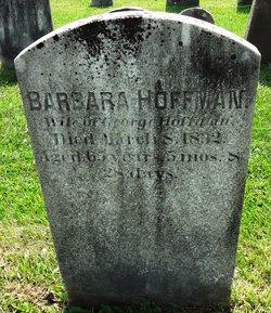 Barbara <I>Good</I> Hoffman