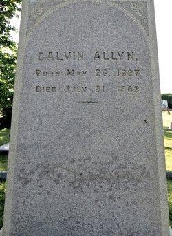 Calvin Allyn