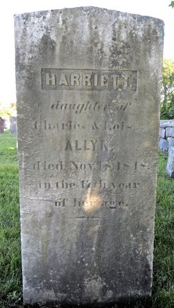 Harriet Allyn