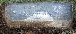 Emeline Huntington <I>Denison</I> Allyn
