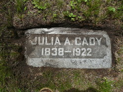 Julia A. Cady
