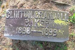 Clinton Crandall Baker