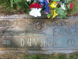 Sadie May <I>Vaux</I> Duvall
