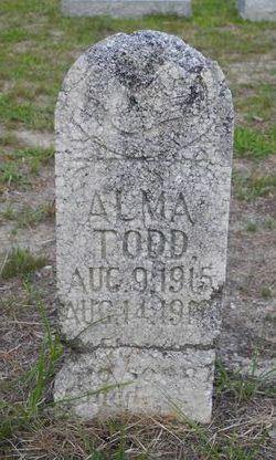 Alma Todd