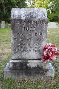 James Norton Todd