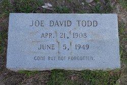Joe David Todd