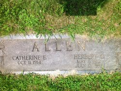 Herbert Clayton Allen
