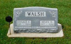 Helen D <I>Moller</I> Walsh