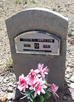 Edith Lucille <I>Hicks</I> Hamilton