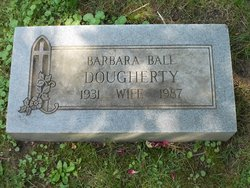 Barbara J. <I>Ball</I> Dougherty