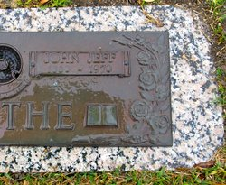 John Jefferson Boothe