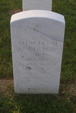 Charles H Anderson, Jr