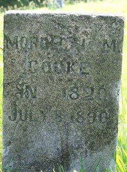 Mordecai Martin Cooke