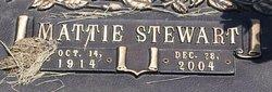 Mattie Stewart Hines