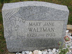 Mary Jane Waltman