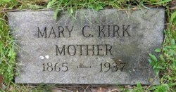 Mary Cardwell <I>Girgan</I> Kirk