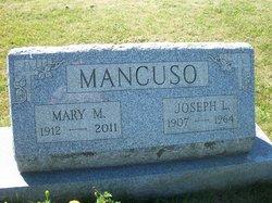 Mary M. <I>Golla</I> Mancuso
