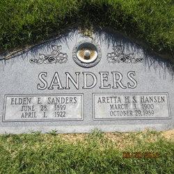 Elden Sanders