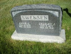 Annie <I>Jensen</I> Swensen