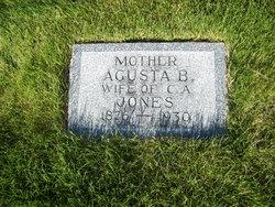 Augusta B. <I>Madsen</I> Jones
