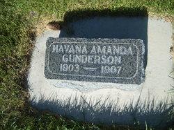 Havana Amanda Gunderson