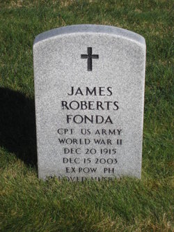 James Roberts Fonda