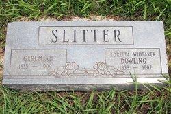 Loretta Moriah <I>Pearson</I> Whitaker Dowling Slitter