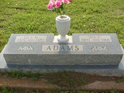 Oca Clay Adams