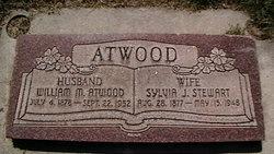 Sylvia Jane <I>Stewart</I> Atwood