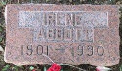 Irene Lois <I>Barcus</I> Abbott