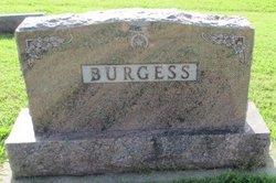 Anna Cordelia <I>Blair</I> Burgess