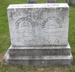 Lizzie J <I>Smith</I> Goodwin