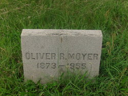 Oliver R Moyer
