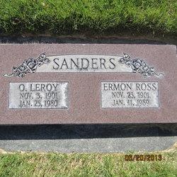 Orson Leroy Sanders