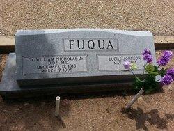 Lucile <I>Johnson</I> Fuqua