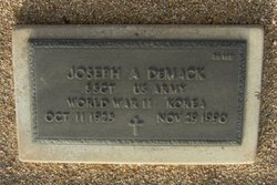 Joseph A Demack