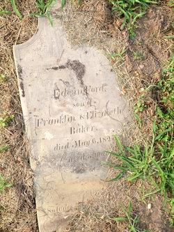 Edwin Ford Baker