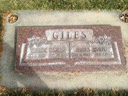 Maud <I>Ostler</I> Giles