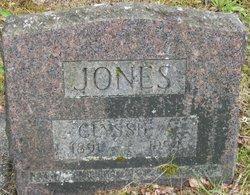 Clyssie Agnes <I>Legg</I> Jones
