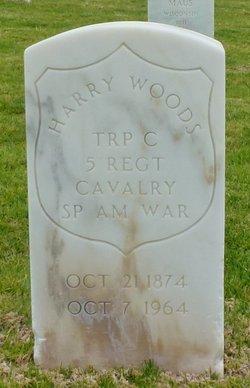Harry S. Woods