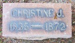 Anna Christina Catherine <I>Jorden</I> Dingeman