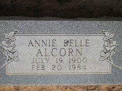 Annie Belle Alcorn