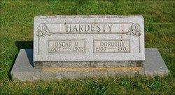 Dorothy V <I>Holsclaw</I> Hardesty