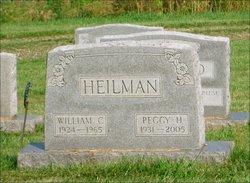 William C Heilman