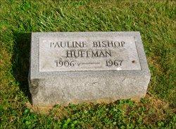 Pauline <I>Bishop</I> Huffman