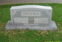 Fronia <I>Crabtree</I> Brown