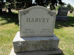 Anna M. <I>Kleinschmidt</I> Harvey