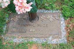 Benny Larry Mize