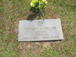 Johnny H Holder