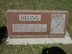 Deloris Katherine <I>Peil</I> Heling